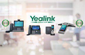تلفن های تحت شبکه یلینک